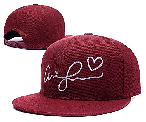 DONGF Hats - Cappellino da baseball - Uomo Red Hat Taglia unica
