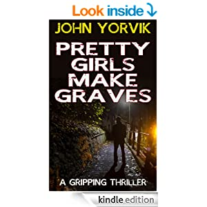 PRETTY GIRLS MAKE GRAVES (crime thriller books)
