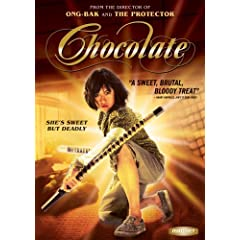 Chocolate (the martial arts movie, not the candy)