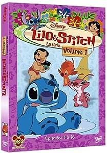 Lilo & Stitch, la série - Volume 1 - Épisodes 1 à 16