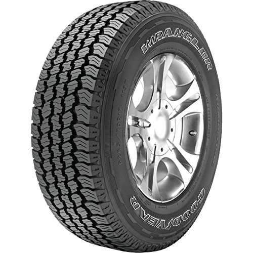 Goodyear Wrangler ArmorTrac Radial Tire - 265/70R16 111T (Goodyear Tires 265 70r16 compare prices)