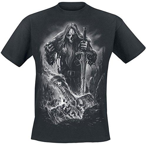 Toxic Angel Einherjar T-Shirt nero 3XL