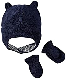 Carter\'s Baby Boys Winter Hat-glove Sets D08g187, Navy, 12-24M