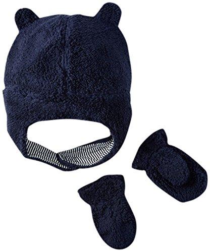 Carter's Baby Boys Winter Hat-glove Sets D08g187, Navy, 12-24M