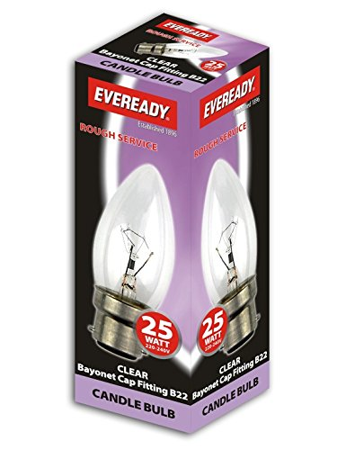 10-x-eveready-25-watt-b22-standard-bayonet-cap-clear-candle-bulbs-220-240-volt