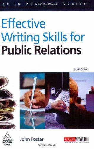 effective writing skills pdf