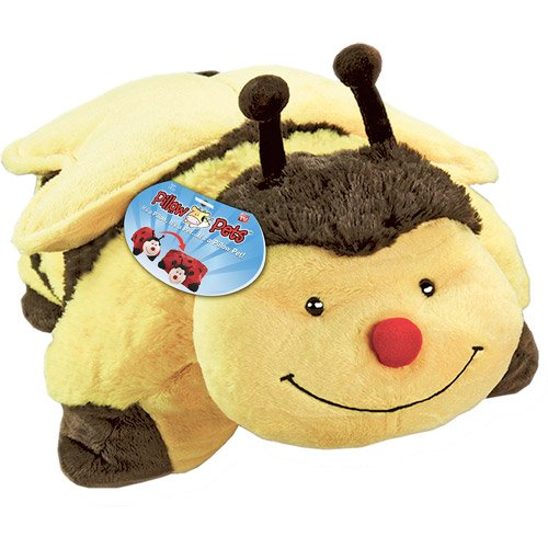 As Seen on TV Pillow Pet Pee Wee, Buzzing Bumble - 1