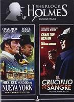 Sherlock Holmes in New York + The Crucifer of Blood (Region 2)