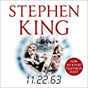 11.22.63 Audiobook by Stephen King Narrated by Craig Wasson