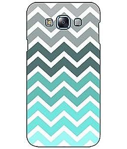 Astrode Printed Designer Back Case Cover For Samsung Galaxy E7