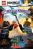 LEGO Ninjago: Attack of the Nindroids(Reader #8)