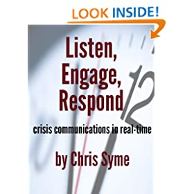 Listen, Engage, Respond: Crisis Communications in Real-Time