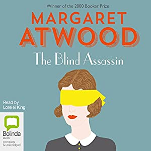 The Blind Assassin Audiobook