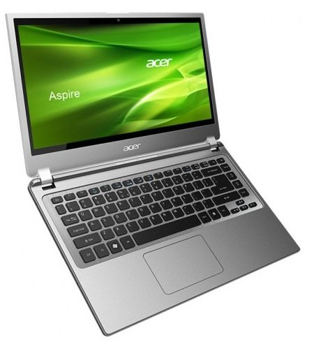 Acer M5-581T-6807 UltraBook 3rd Generation Intel Core i5-3317U 6GB DDR3 500GB Hard Drive + 20GB solid state drive 15.6