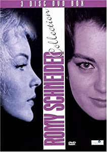 Romy Schneider Collection (3 DVDs)