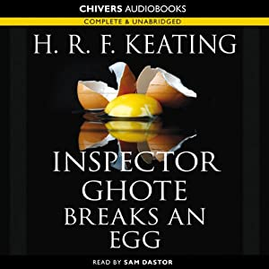 Inspector Ghote Breaks an Egg | [H.R.F. Keating]