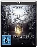 DVD Cover 'Demonic - Haus des Horrors [Blu-ray]