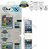 Iphone 4s, 4g, 4 Shatterproof Premium Tempered Glass Screen Protector – Hd Clarity. Easy Install. Premium Tempered Glass Screen Protector for Apple Iphone 4s/4 – Protect Your Screen From Scratches and Bubble Free [1 Pack. Retail Packaging] (Iphone 4s-4g-4 Tampered Glass) thumbnail