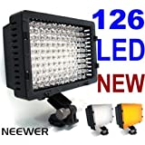 Neewer Led CN-126 Ultra High Power 126 LED Digital Camera / Camcorder Video Light
