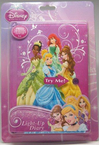 Disney Princess Light Up Journal