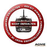 ACME-zoopa-Glider-75-ARF-Kit-inkl-3-Servos-leicht-und-agil-in-der-Luft-Ohne-Fernsteuerung-AA7210