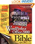 WordPerfect Office 2000 Bible (Bible...