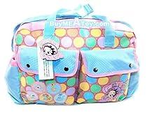 Baby Betty Boop Diaper Bag tote