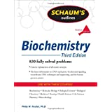 Schaum's Outline of Biochemistry, Third Edition (Schaum's Outline Series)by Philip W. Kuchel
