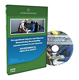 Convergence Training C-494-ES-AR Occupational Injuries and Illnesses Determining Recordability DVD, Spanish