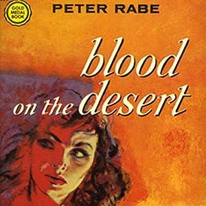 Blood on the Desert Audiobook