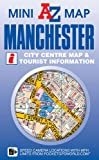 img - for Manchester Mini Map (A-Z Mini Map) book / textbook / text book