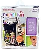 Munchkin Stroller Attachable Organizer, Black