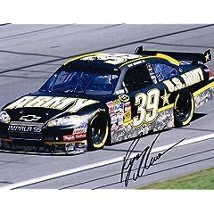 Autographed Ryan Newman Photo - 11X14 COA - Autographed NASCAR Photos by Sports Memorabilia
