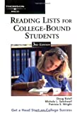 Reading Lists for Coll Bound Students, 3 (Reading Lists for College-Bound Students)