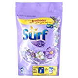 Surf Lavender and Jasmine Washing Capsules Ten Wash 321 g (Pack of 6)