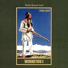 Winnetou I Hörbuch von Karl May Gesprochen von: Heiko Grauel