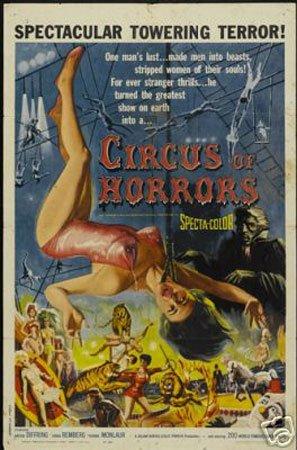 Circus Of Horror 12