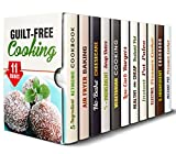 Guilt-Free Cooking Box Set (11 in 1): Luscious Vegan, Vegetarian, Keotgenic, Low-Carb and Other Recipes for Everyday Cooking (Quick and Easy Recipes)