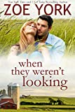 When They Weren't Looking: Sexy Small Town Romance (Wardham Book 3) (English Edition)