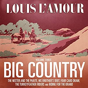 Big Country, Volume 3 Audiobook