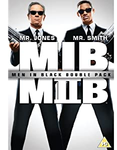 Men in Black I and II [DVD]