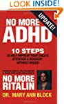 No More ADHD: 10 Steps to Help Improv...