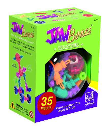 Jawbones - 35 Piece Set
