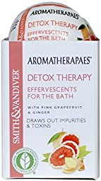 Aromatherapaes Detox Fizzy Bath Ball 10/ 2.8 oz. pc