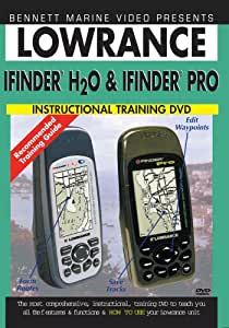 Lowrance Ifinder(r) H2O & Ifinder(r) Pro