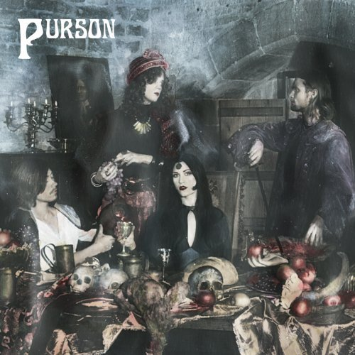 Circle & The Blue Door by Purson (2013) Audio CD