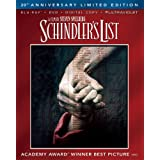 51He6QXyQnL. SL500 SS160  Schindlers List   20th Anniversary Limited Edition Blu ray + DVD + Digital Copy + UltraViolet   $12.99!