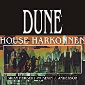 House Harkonnen: House Trilogy, Book 2 | Kevin J. Anderson, Brian Herbert