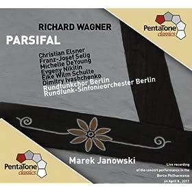 Parsifal: Act III: Von dort her kam das Stohnen (Gurnemanz, Kundry)