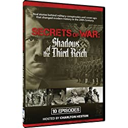 Secrets of War - Shadows of The Reich - 10 Episodes